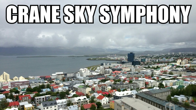 Crane Sky Symphony